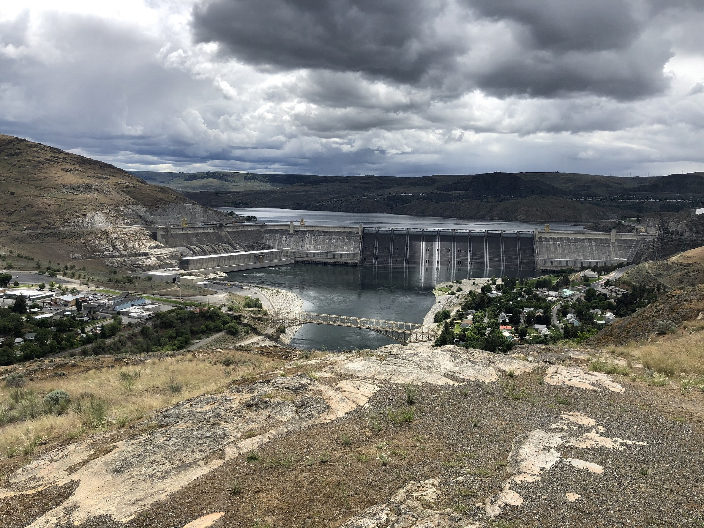Our repairs are in service across the country, including at the Grand Coulee Dam.